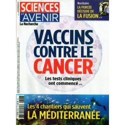 Sciences et Avenir n° 892 - VACCINS contre le CANCER, les tests cliniques ont commencé