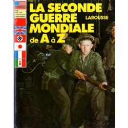 La Seconde Guerre Mondiale de A à Z - n° 5 - Collection Larousse