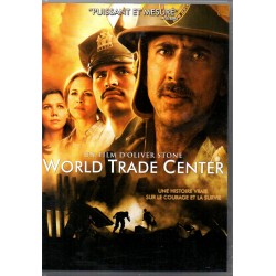World Trade Center (Nicolas Cage) - DVD Zone 2