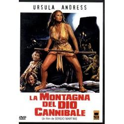 La Montagne du Dieu Cannibale - DVD Zone 2