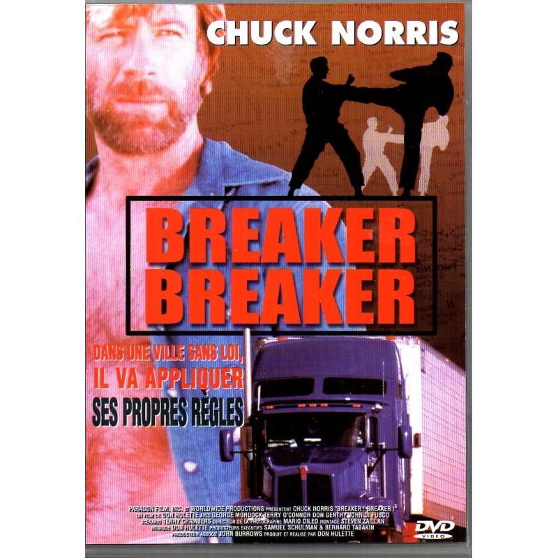 Breaker Breaker (Chuck Norris) - DVD Zone 2