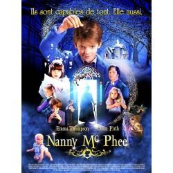 Nanny McPhee (avec Emma Thompson) affiche du film