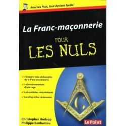 Franc-maçonnerie pour les nuls (Christopher HODAPP et Philippe BENHAMOU)