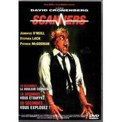 Scanners (David Cronenberg) - DVD Zone 2