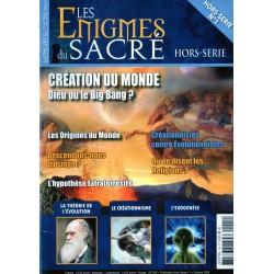 Les Énigmes du Sacré Hors-Série n° 1 - Création du Monde, Dieu ou le Big Bang ?