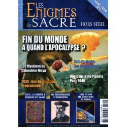 Les Énigmes du Sacré Hors-Série n° 2 - Fin du Monde, à quand l'Apocalypse ?