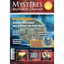 Mystères, Mythes & Légendes n° 4 - HYPERBOREE, voyage mystique aux Confins du Pôle Nord