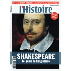 L'Histoire n° 384 - Shakespeare, le génie de l'Angleterre