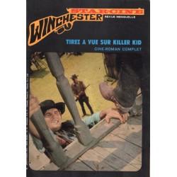 Star Ciné Winchester n° 23 - Tirez à vue sur Killer Kid (ciné-roman complet) Novembre 1971