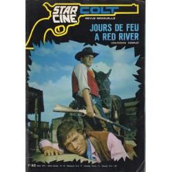 Star Ciné Colt n° 19 - Jours de Feu à Red River (ciné-roman complet) Mars 1971