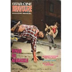 Star Ciné Bravoure n° 159 - Ringo du Nebraska (ciné-roman complet) Janvier 1970