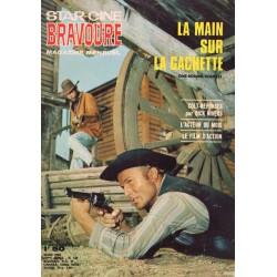 Star Ciné Bravoure n° 149 - La Main sur la gachette (ciné-roman complet) Mars 1969