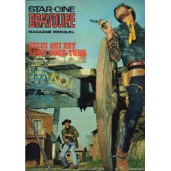 Star Ciné Bravoure n° 151 - Celui qui est venu pour tuer (ciné-roman complet) Mai 1969