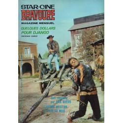 Star Ciné Bravoure n° 153 - Quelques dollars pour Django (ciné-roman complet) Juillet 1969