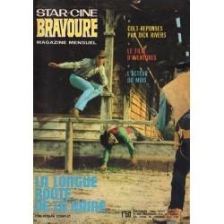 Star Ciné Bravoure n° 155 - la Longue route de la Haine (ciné-roman complet) Septembre 1969
