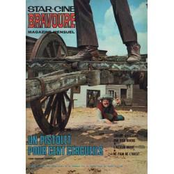 Star Ciné Bravoure n° 157 - Un Pistolet pour Cent Cercueils (ciné-roman complet) Novembre 1969