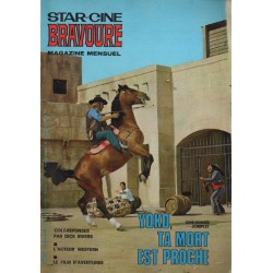 Star Ciné Bravoure n° 158 - Yoko, ta mort est proche (ciné-roman complet) Décembre 1969