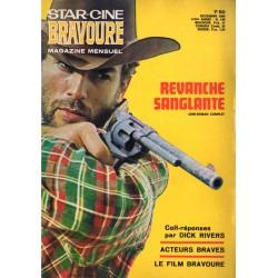 Star Ciné Bravoure n° 146 - Revanche Sanglante (ciné-roman complet) Décembre 1968
