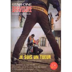 Star Ciné Bravoure n° 139 - Je suis un Tueur (ciné-roman complet) Mai 1968