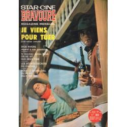 Star Ciné Bravoure n° 135 - Je viens pour Tuer (ciné-roman complet) janvier 1968