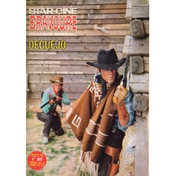 Star Ciné Bravoure n° 131 - Deguejo (ciné-roman complet) Septembre 1967