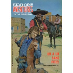 Star Ciné Aventures n° 239 - Un à Un sans pitié ! (ciné-roman complet) Décembre 1971