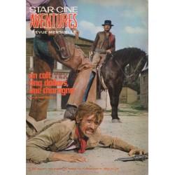 Star Ciné Aventures n° 234 - Un Colt, Cinq Dollars, une charogne (ciné-roman complet) Mars 1971