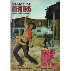 Star Ciné Aventures n° 218 - Demande pardon à Dieu, pas à moi (ciné-roman complet) Novembre 1969