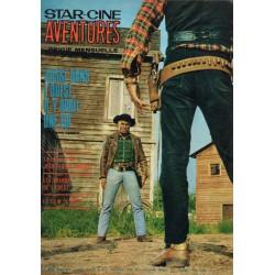Star Ciné Aventures n° 212 - Aussi dans l'Ouest il y avait une Loi (ciné-roman complet) Mai 1969