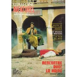 Star Ciné Aventures n° 209 - Rencontre avec la Haine (ciné-roman complet) février 1969