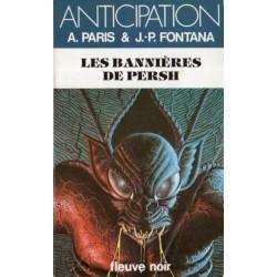 Les Bannières de Persh ( Jean-Pierre FONTANA & Alain PARIS) Science-fiction