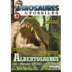 Dinosaures & Fossiles n° 1...