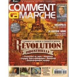 Comment Ça Marche CCM n° 40S - Révolution Industrielle : Comment la vapeur a changé le Monde