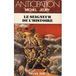 Le Seigneur de l'Histoire (Michel JEURY) Science-fiction
