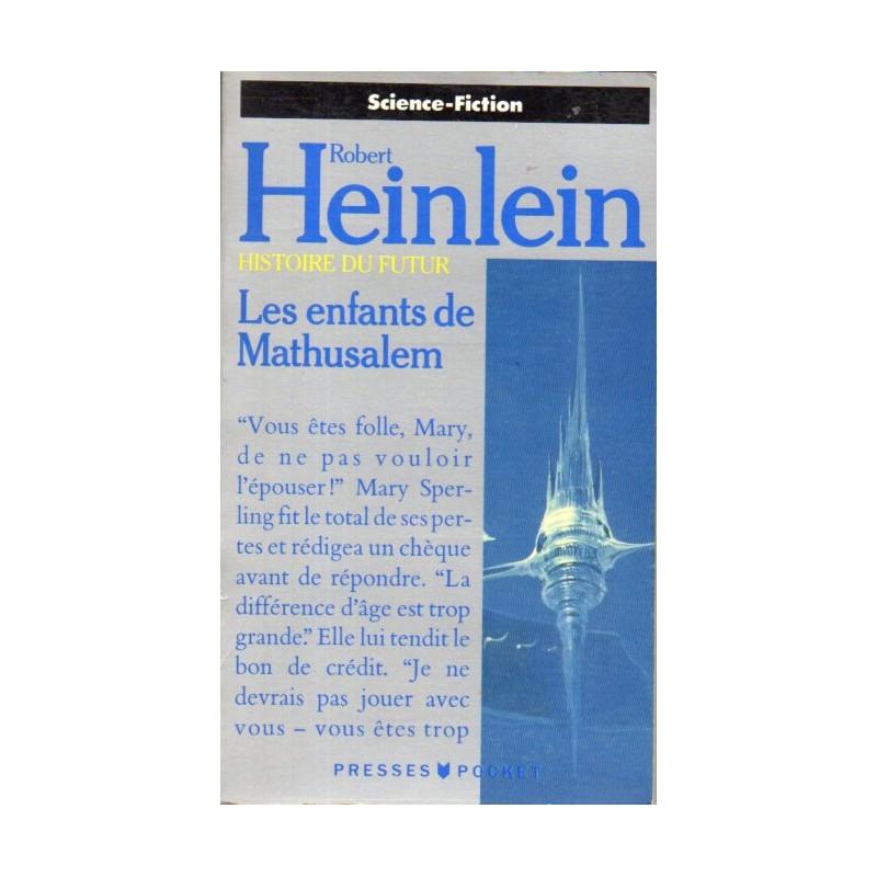Les Enfants de Mathusalem (Robert Heinlein) - Science Fiction