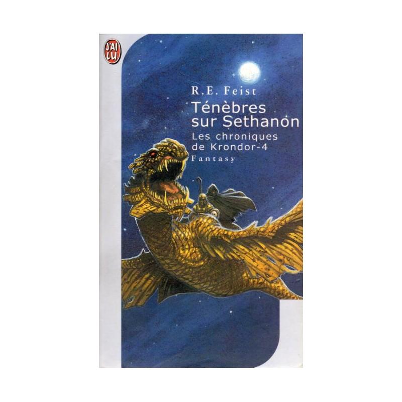 Ténèbres sur Sethanon (Raymond Elias FEIST) Science-fiction