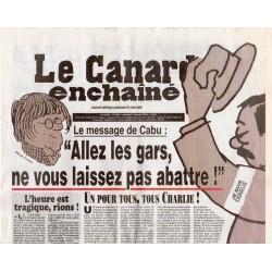 Canard Enchaîné (le) - n°...