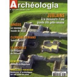 Archéologia n° 523 -...