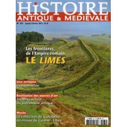 Histoire Antique & Médiévale n° 65 - Le LIMES, les frontières de l'Empire Romain