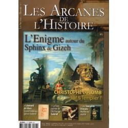les Arcanes de l'Histoire n° 7 - L'Énigme autour du Sphinx de Gizeh