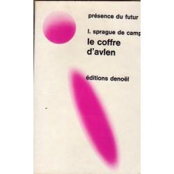 Le Coffre d'Avlen (Lyon Sprague DE CAMP) - Science Fiction