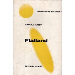 Flatland (Edwin ABBOTT) - Science Fiction
