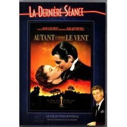 Autant en emporte le Vent (de Victor Fleming) - double DVD Zone 2
