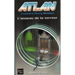 Atlan n° 11 - L'Anneau de la terreur (Rainer Castor) Science-fiction