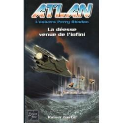 Atlan n° 10 - La Déesse venue de l'infini (Rainer Castor) Science-fiction