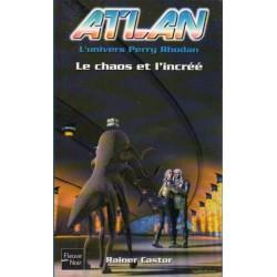 Atlan n° 8 - Le Chaos et l'incréé (Rainer Castor) Science-fiction