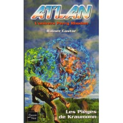 Atlan n° 3 - Les Pièges de Kraumonn (Rainer Castor) Science-fiction