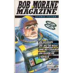 Bob Morane Magazine n° 1 (Henri VERNE) - Science Fiction