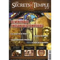 Les Secrets du Temple n° 15 - Le véritable trésor des Templiers