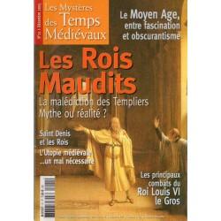 Les Mystères des Temps Médiévaux n° 21 - Les Rois Maudits